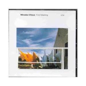 Cover - Miroslav Vitous: First Meeting