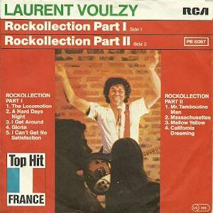 Laurent Voulzy: Rockollection - Cover