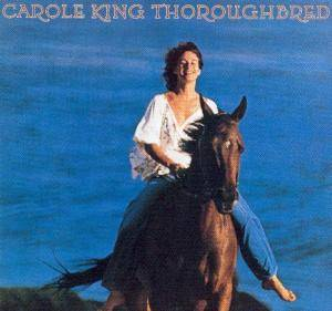 Carole King: Thoroughbred - Cover