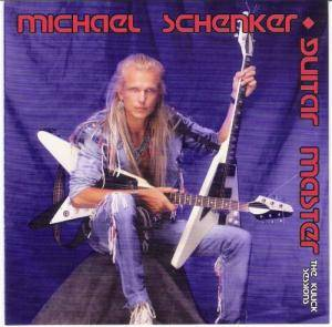 Cover - Michael Schenker: Guitar Master - The Kulick Sessions