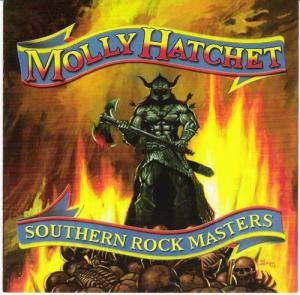 Molly Hatchet: Paying Tribute - Cover