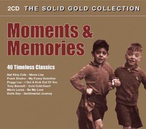 Solid Gold Collection: Moments & Memories, The - Cover