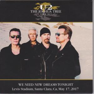 U2: We Need New Dreams Tonight - Cover