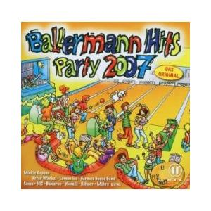 Ballermann Hits Party 2007 - Cover