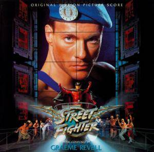 Cover - Graeme Revell: Street Fighter