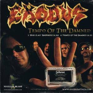Cover - Exodus: Art Of Dying / Tempo Of The Damned, The