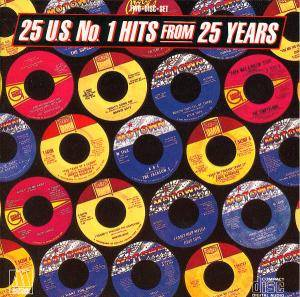 Cover - Diana Ross & Lionel Richie: 25 U.S. No. 1 Hits From 25 Years