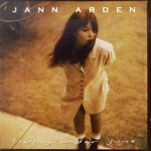 Cover - Jann Arden: Living Under June