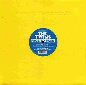 "The Twins: Face To Face (12"") - Bild 1"