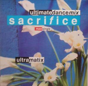 Ultramatix: Sacrifice - Cover