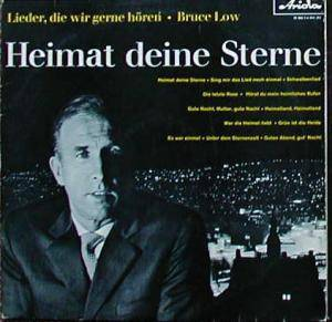 Cover - Bruce Low: Heimat Deine Sterne