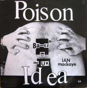 Poison Idea: Ian Mackaye - Cover
