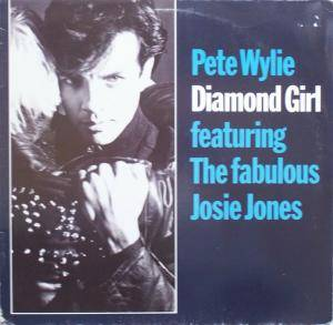 Cover - Pete Wylie: Diamond Girl