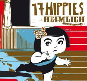 Cover - 17 Hippies: Heimlich
