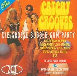 Cover - Jefferson: Catchy Grooves - Die Große Bubble Gum Party