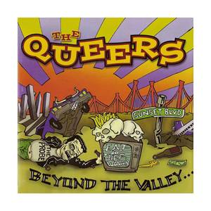 Cover - Queers, The: Beyond The Valley...
