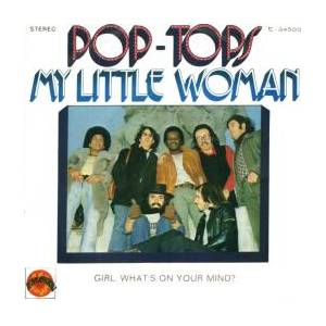 Cover - Pop Tops: My Little Woman