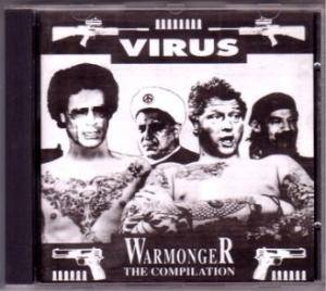 Cover - Virus: Warmonger - The Compilation