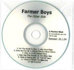 Farmer Boys: The Other Side (Promo-CD) - Bild 1