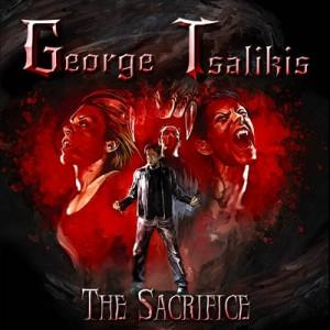 George Tsalikis: Sacrifice, The - Cover