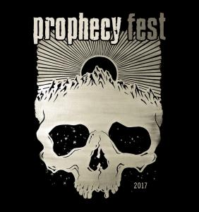 Prophecy Fest 2017 Programme - Cover