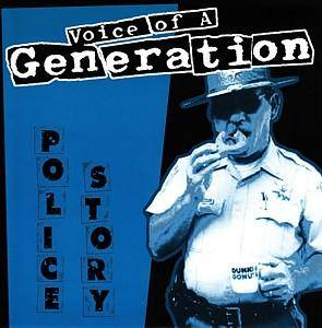 Cover - Voice Of A Generation: Police Story