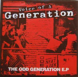 Cover - Voice Of A Generation: Odd Generation E.P, The