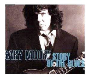 Gary Moore: Story Of The Blues - Cover