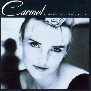 Carmel: Everybody's Got A Little... Soul - Cover