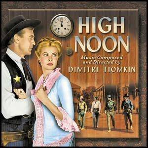Cover - Dimitri Tiomkin: High Noon