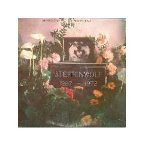 Steppenwolf: Rest In Peace - Cover