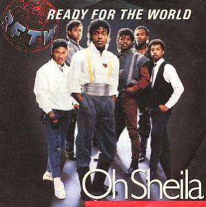 Ready For The World: Oh Sheila - Cover