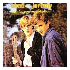 Cover - Chad & Jeremy: Sing For You / Second Album