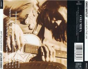 Chris Whitley: Living With The Law (CD) - Bild 2