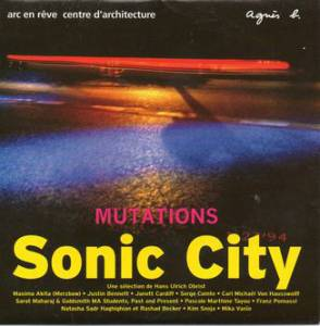 Cover - Franz Pomassl: Mutations - Sonic City