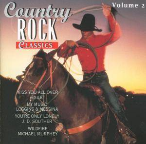 Country Rock Classics Volume 2 - Cover