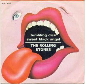The Rolling Stones: Tumbling Dice - Cover