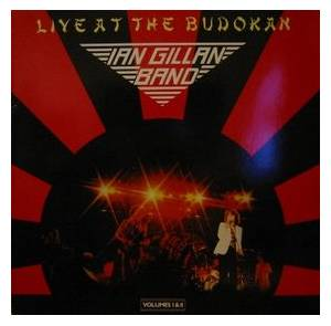 Ian Gillan Band: Live At The Budokan - Cover
