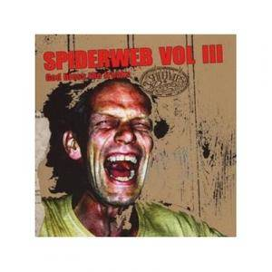 Cover - Antimaniax: Spiderweb Vol III - God Bless The Freaks