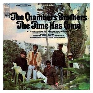 The Chambers Brothers: Time Has Come, The - Cover