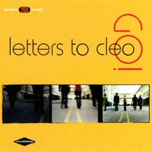 Cover - Letters To Cleo: Go!