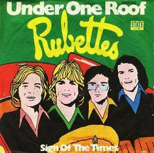 Cover - Rubettes, The: Under One Roof