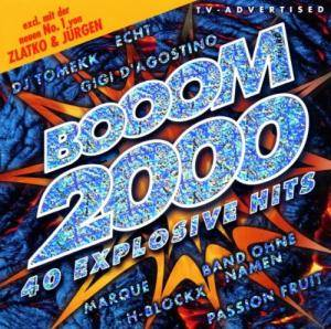 Cover - Storm: Booom 2000 - The Third