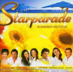 Cover - Belsy: Starparade Sommer-Edition
