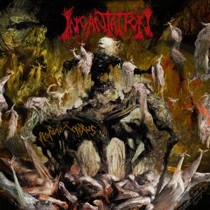 Incantation: Profane Nexus - Cover