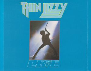 Thin Lizzy: Life - Live - Cover