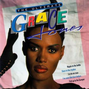 Grace Jones: Ultimate, The - Cover