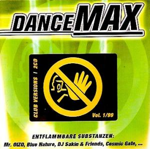 Dance Max Vol. 1/99 - Cover