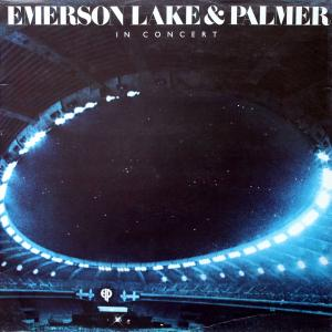 Emerson, Lake & Palmer: In Concert - Cover