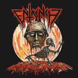 Entrench: Through The Walls Of Flesh - Cover